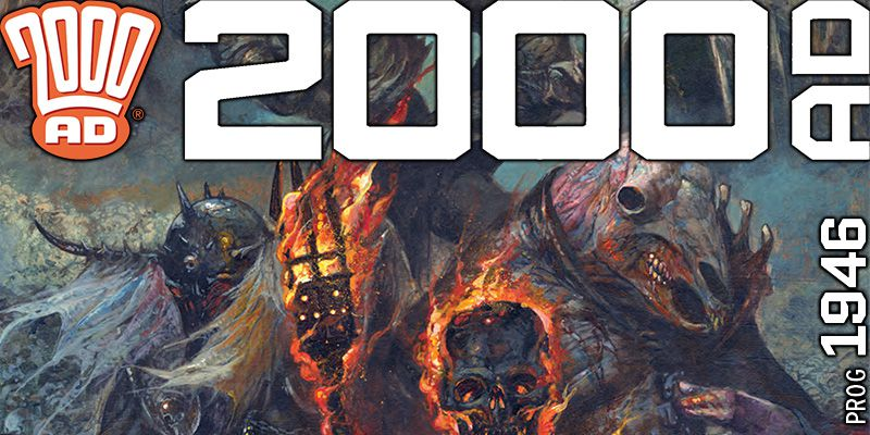 2000 AD Weekly Preview - Prog 1946
