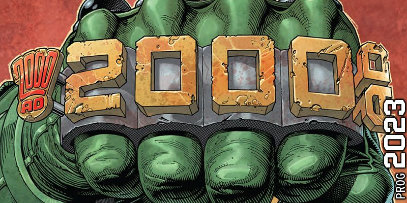 2000 AD Prog 2023 Preview