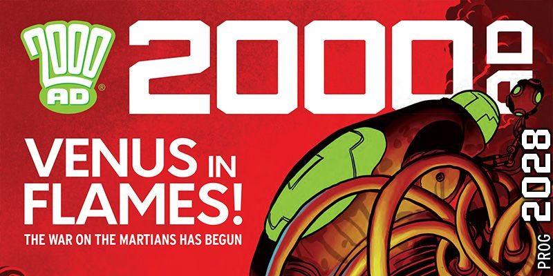 2000 AD Prog 2028 Preview