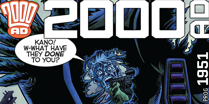 2000 AD Weekly Preview - Prog 1951