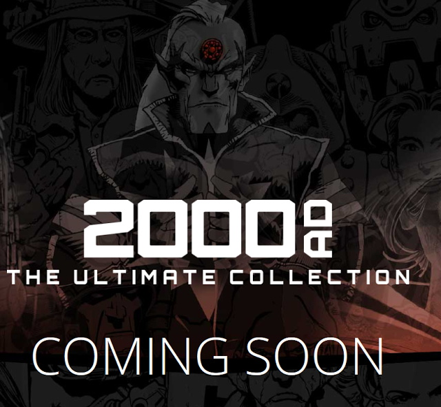 2000AD The Ultimate Collection