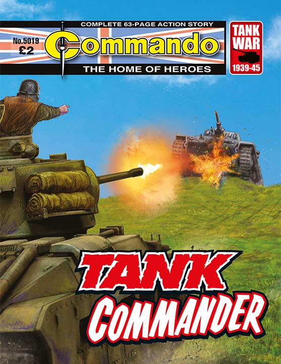 5019: Home of Heroes: Tank Commander