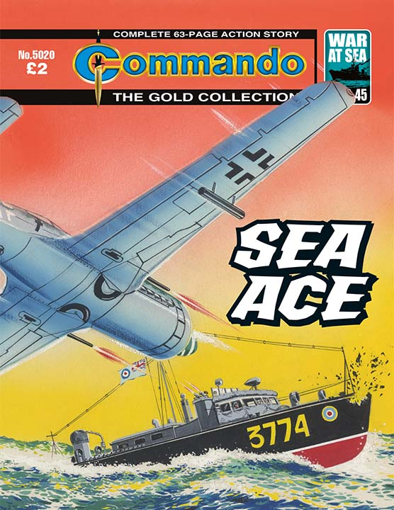 5020: The Gold Collection: Sea Ace