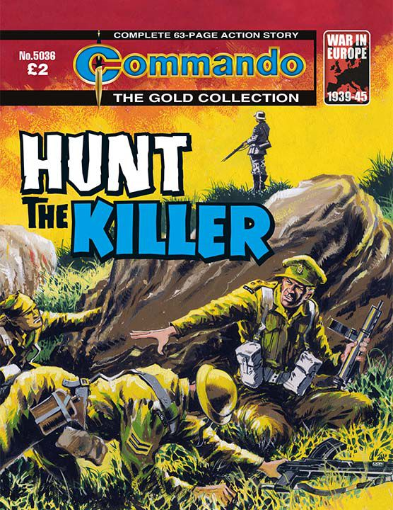 5036: Gold Collection: Hunt the Killer