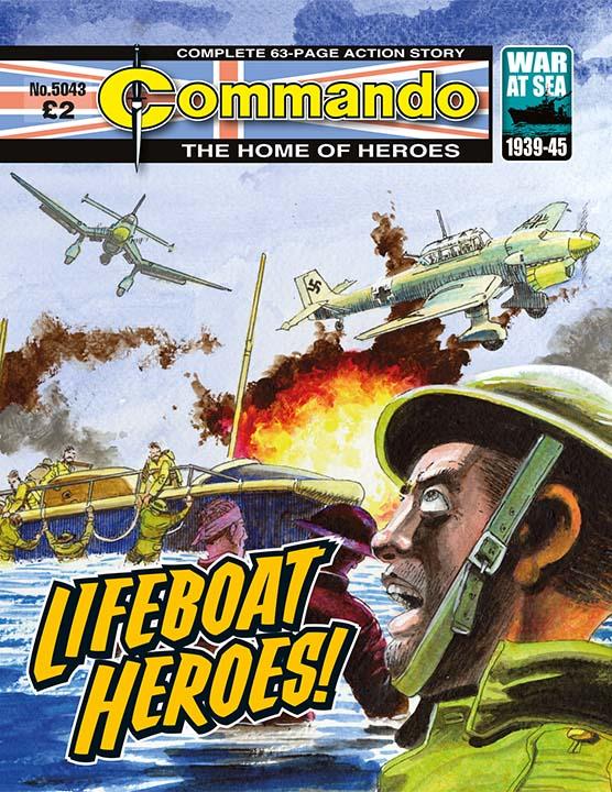 5043: Home of Heroes: Lifeboat Heroes