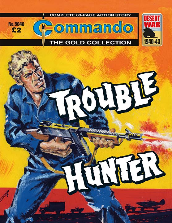 5048: Gold Collection: Trouble Hunter