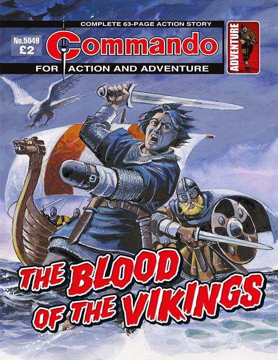 5049: Action and Adventure: The Blood of the Vikings