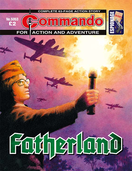 5053: Action and Adventure: Fatherland