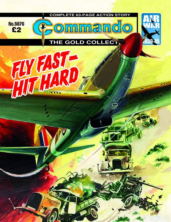 5076: Gold Collection: Fly Fast – Hit Hard