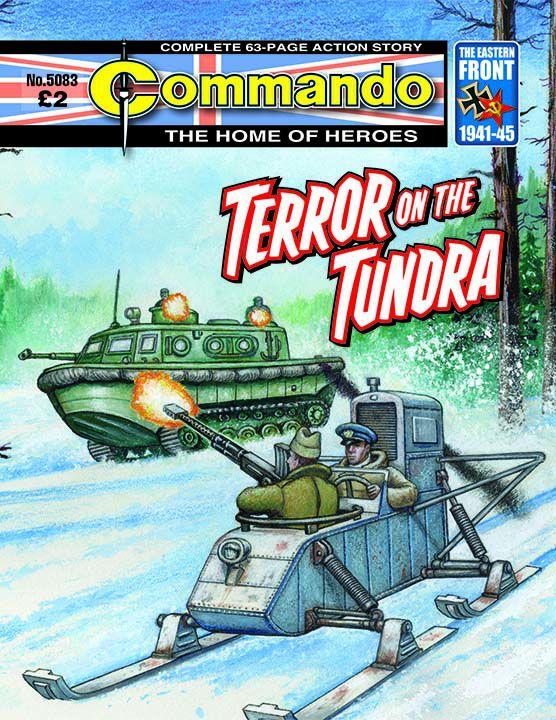 Commando 5083: Home of Heroes: Terror on the Tundra