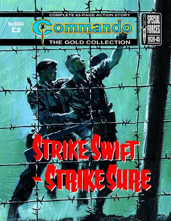 Commando 5084: Gold Collection: Strike Swift Surge Sure