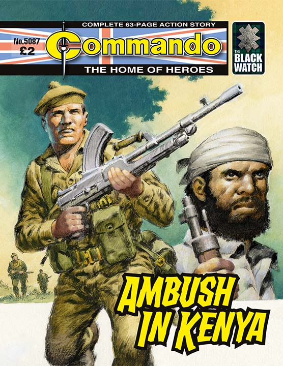 5087: Home of Heroes: Ambush in Kenya