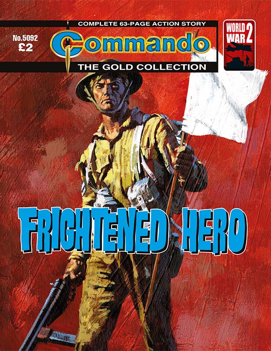5092: Gold Collection: Frightened Hero