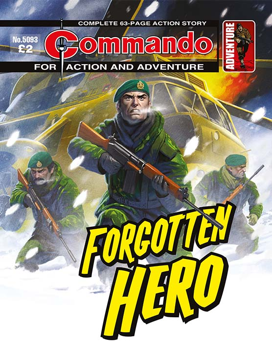 5093: Action and Adventure: Forgotten Hero