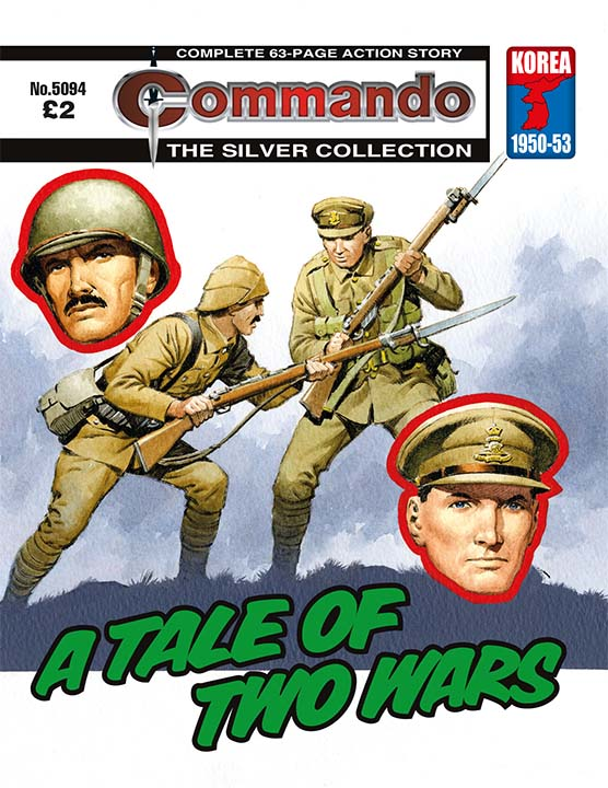 5094: Silver Collection: A Tale of Two Wars