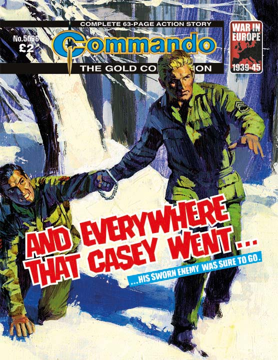 Commando 5096: Gold Collection: And Everywhere that Casey Went