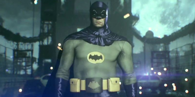 BATMAN: ARKHAM KNIGHT PS4 Exclusives Revealed