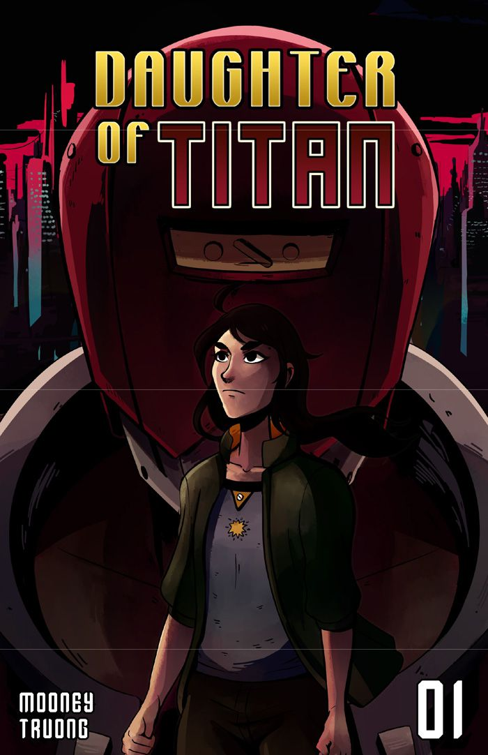 Daughter of Titan 1