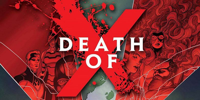 Death of X #1 Ignites Feud Between Mutants & Inhumans!