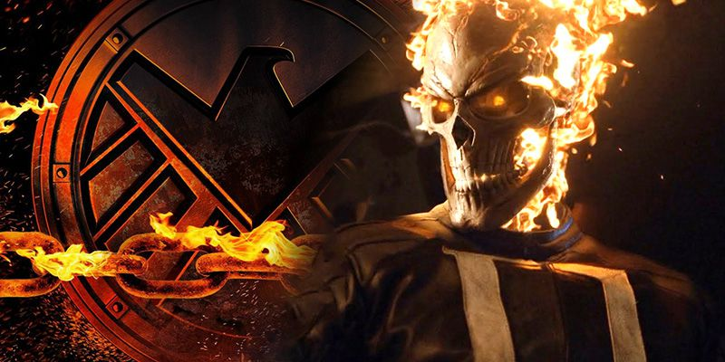 Ghost Rider Actor Implies Netflix Spin-off Is Possible