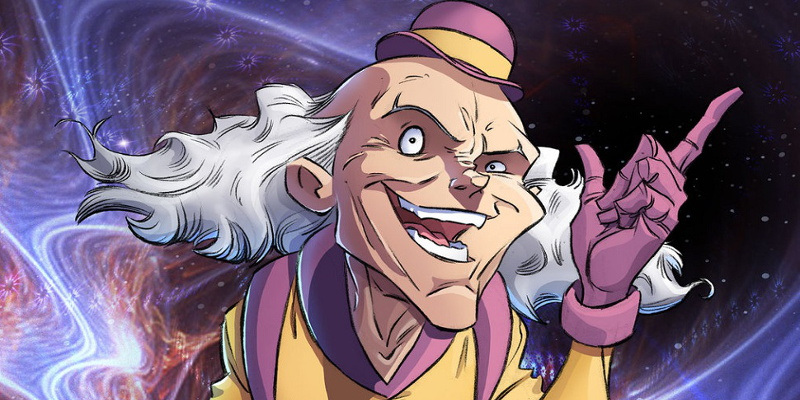 Mr. Mxyzptlk Is Coming to Turn Supergirl's World Upside Down
