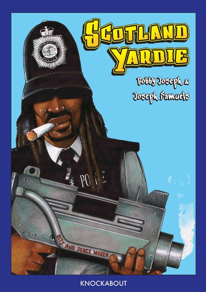 Scotland Yardie Cover