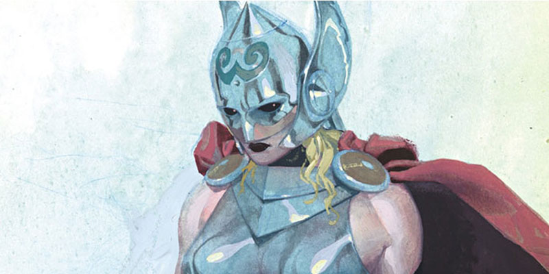 Who will be the new Thor?