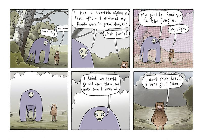 Untitled Ape's Epic Adventure Page 3