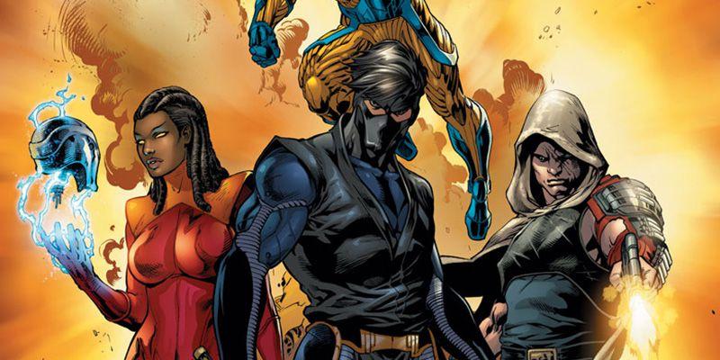 New Comic Series Beginning In June
