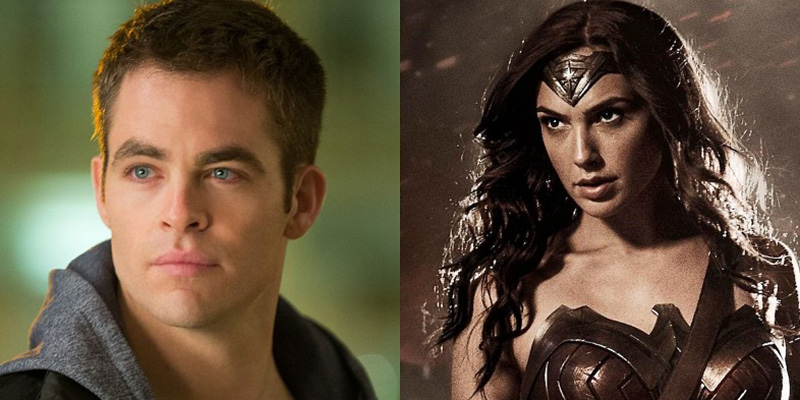 Chris Pine In Talks To Play Wonder Woman's Steve Trevor