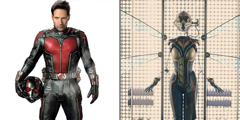 Ant-Man 2 confirmed - Get The Details