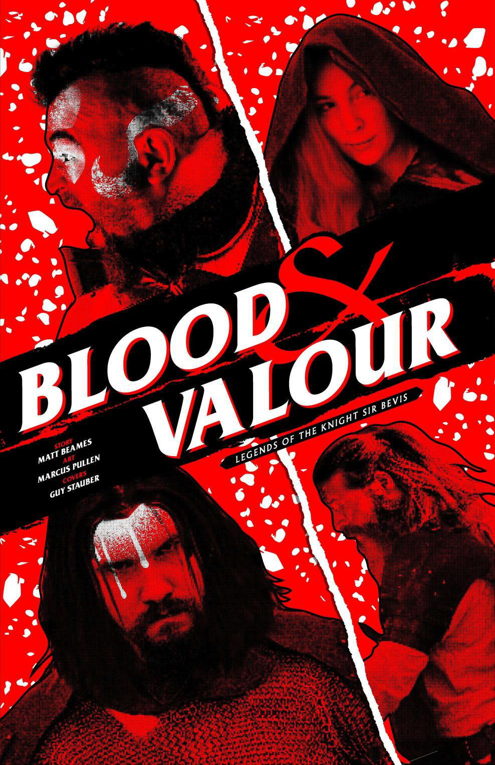 Blood & Valour: The legend of Sir Bevis of Hampton