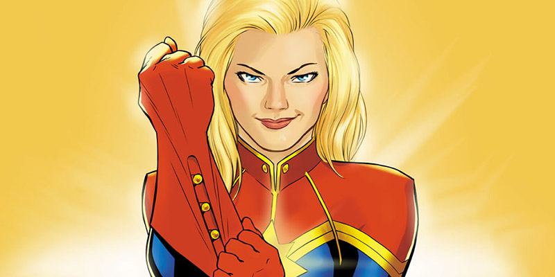 Will Captain Marvel appear in Avengers: Age of Ultron?