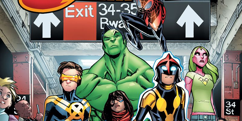 Marvel Revives An Old Team For New Series Following I Quit Teasers