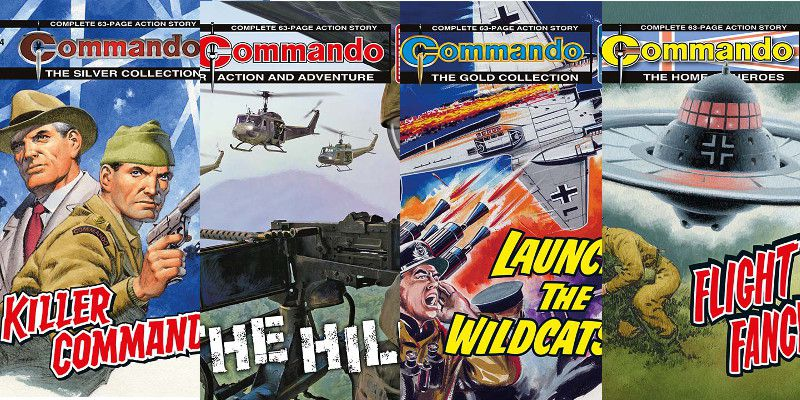 Commando 5011-14 on sale this week