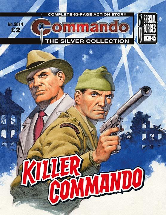 5014: Silver: Killer Commando