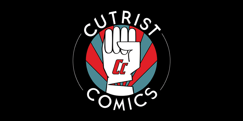 Cutrist Comics, a very promising UK comic company
