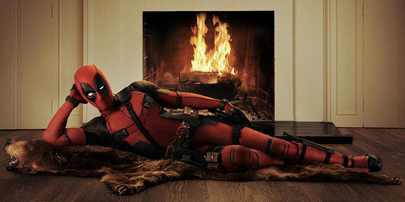 So much Deadpool in one day!