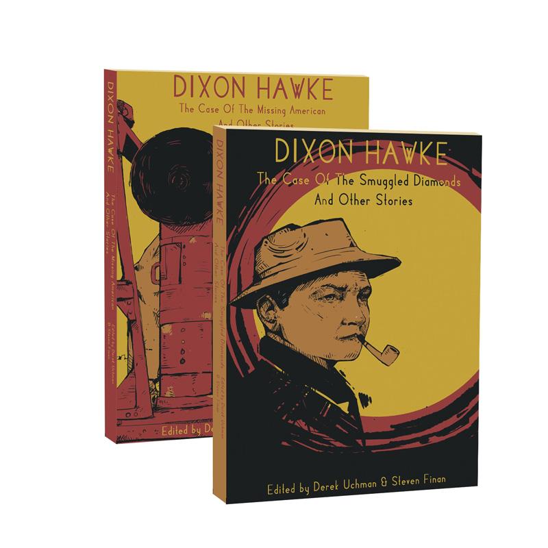 Dixon Hawke books