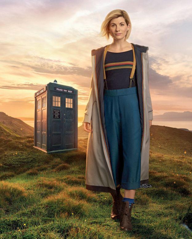 Doctor Who season 11 costume