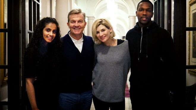 Doctor Who and new companions