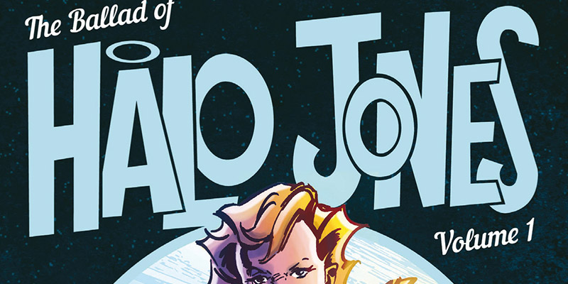 Halo Jones in colour heads 2000 AD's 2018 graphic novel schedule