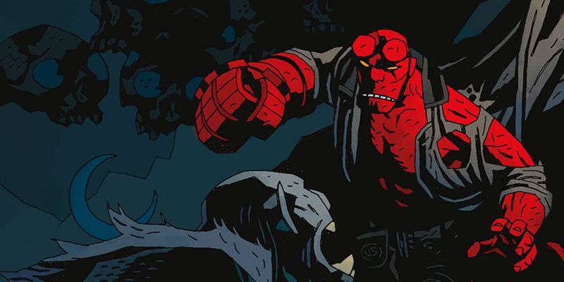 Hellboy Reboot In Talks With Lionsgate
