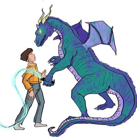 Herebey Dragons Dragon