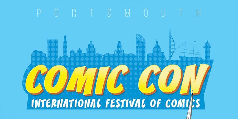 Portsmouth Comic Con