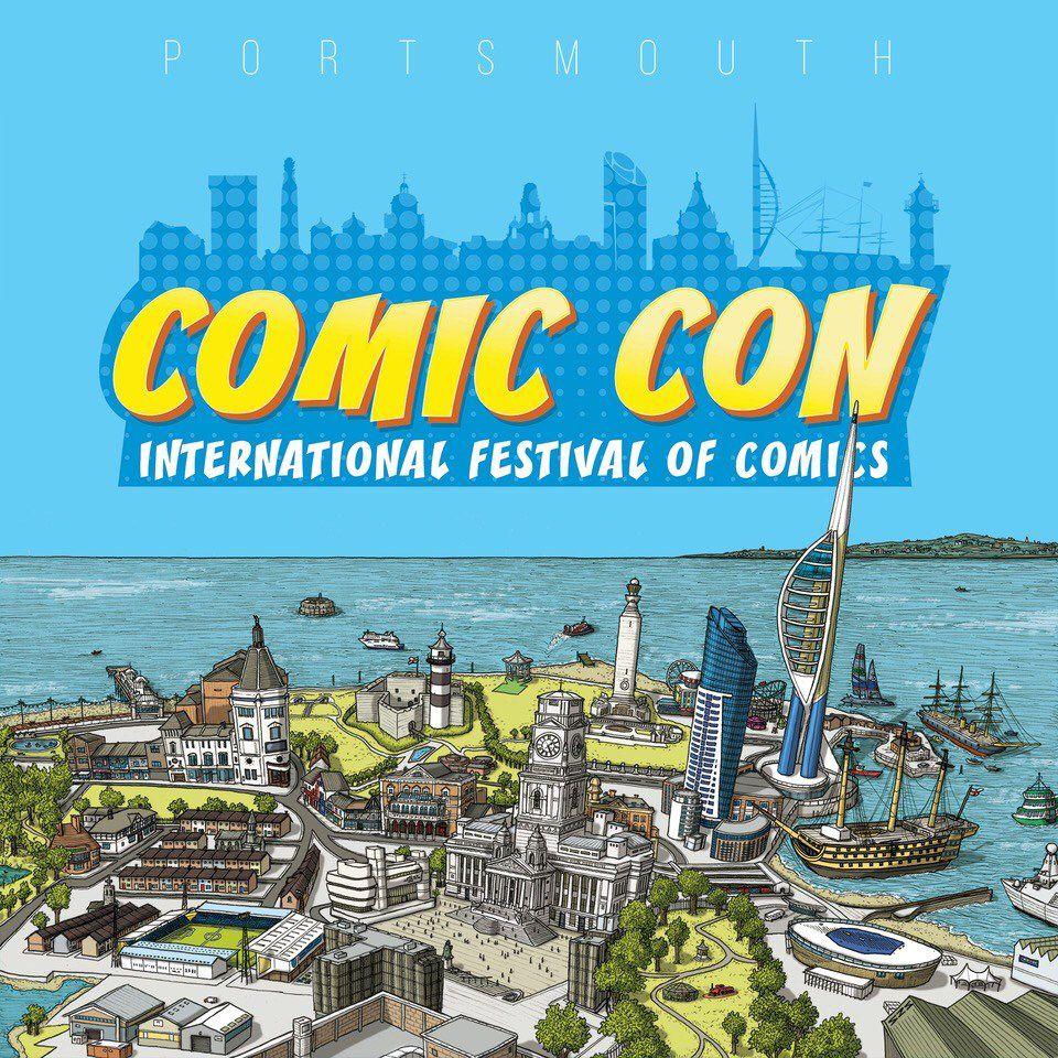Portsmouth Comic Con 2018