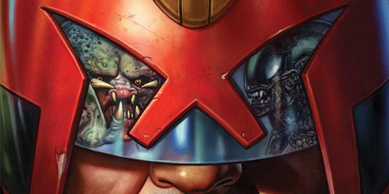 Alien vs Predator vs Dredd Coming This Summer