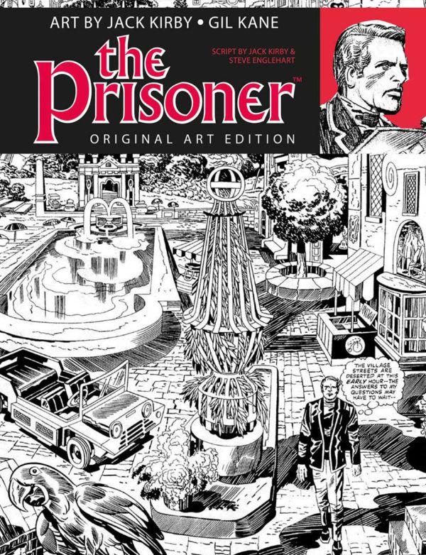 The Prisoner Jack Kirby Edition