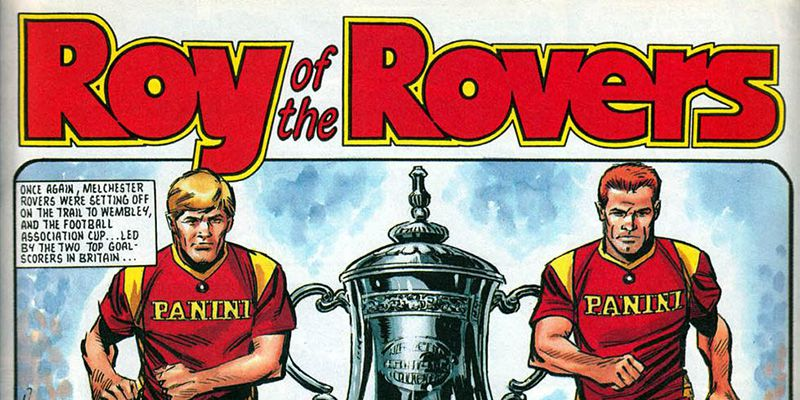Rebellion Buys Roy of the Rovers and Classic Comics Archive