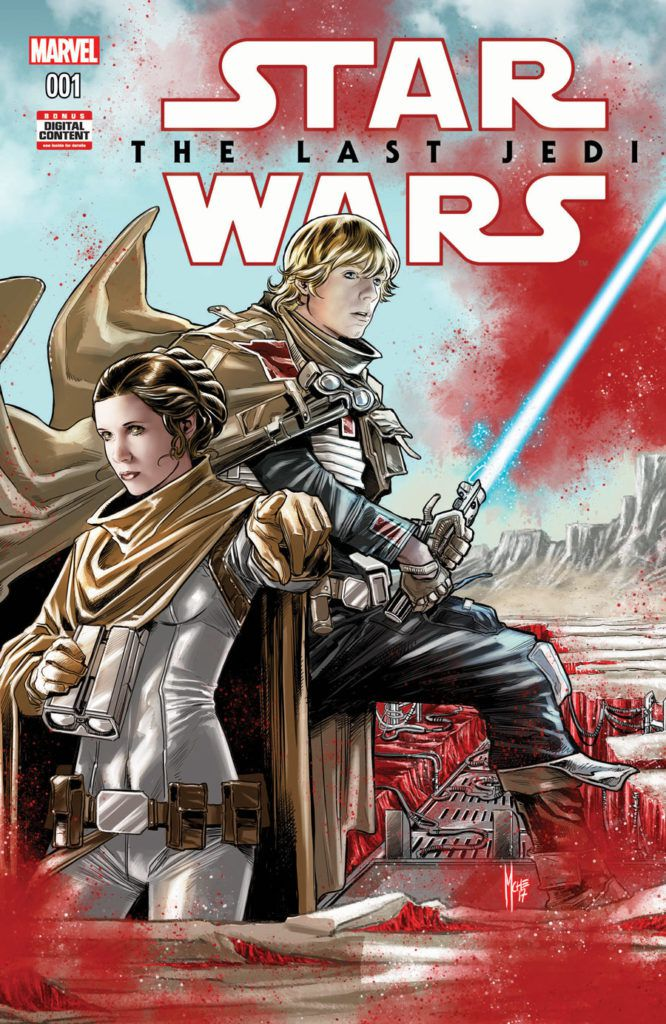 Star Wars: The Last Jedi - Storms of Crait